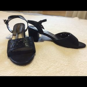 "Black Heels | 2"" heel Dream Paris"